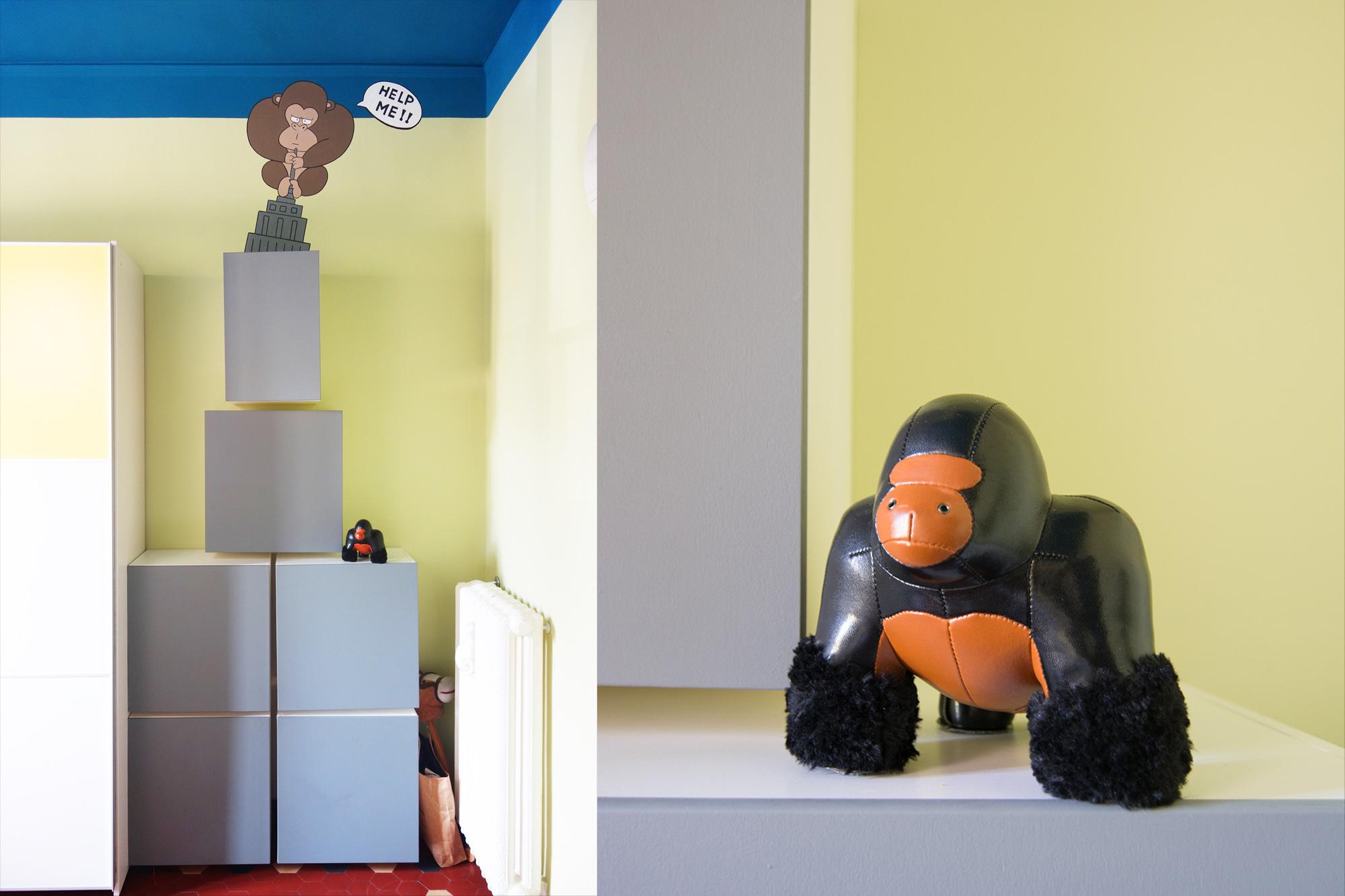 Rachele Biancalani Studio - Portfolio - Art Deco Luxury Apartment